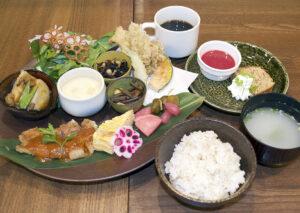CAFE&DINING 蔵前 美養膳 1,540円(税込)
